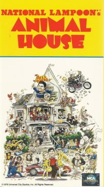 Animal House - VHS cover