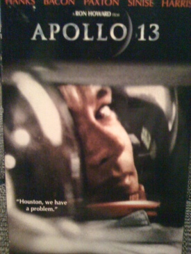Apollo 13 - VHS cover