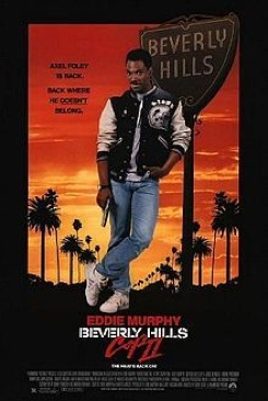 Beverly Hills Cop II - DVD cover