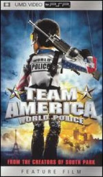 Team America: World Police - UMD cover