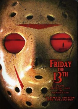 Friday the 13th: From Crystal Lake to Manhattan - DVD cover