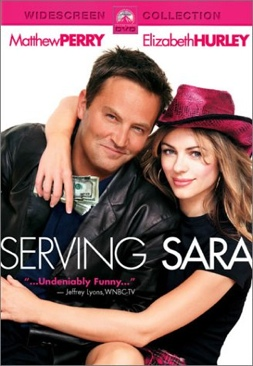 Serving Sara - DVD-R cover