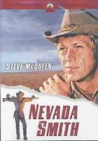 Nevada Smith - Laser Disc cover