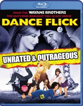 Dance Flick - DVD cover
