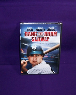 Bang The Drum Slowly - DVD cover