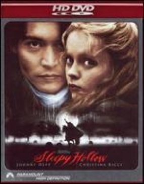 Sleepy Hollow - HD DVD cover