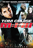 Mission: Impossible 3 : M:i: lll / C-13** & H-8** - DVD cover