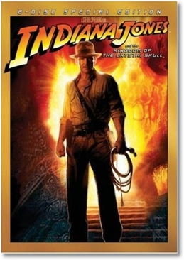 Indiana Jones Trilogy - VHS cover