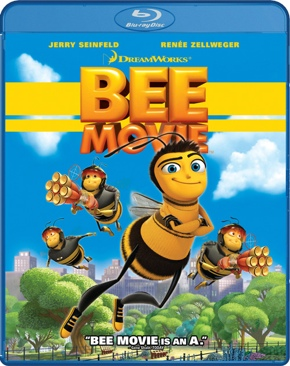 Bee Movie - Blu-ray cover