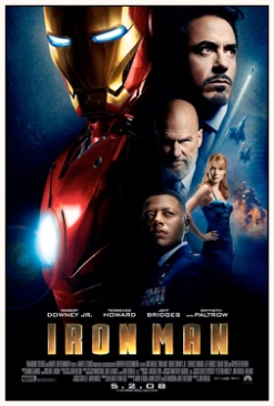Marvel: Iron Man - DVD cover
