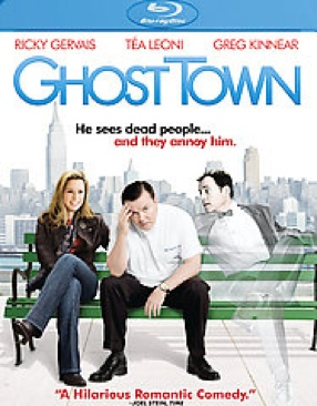 Ghost Town - Blu-ray cover
