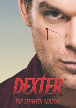 Dexter 7 (season 7) - DVD cover
