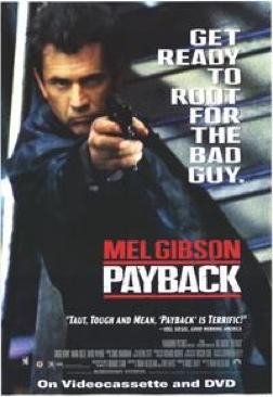 Payback - VHS cover