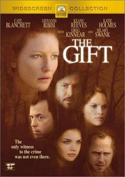 The Gift - VHS cover