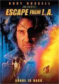 Escape From L.A. - DVD cover