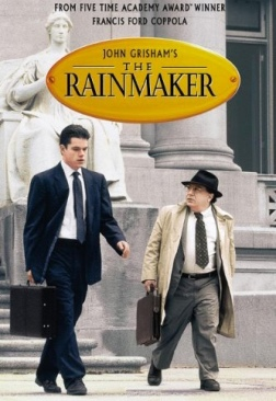 Rainmaker (The) - DVD cover