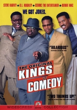 The Original Kings of Comedy - DVD cover