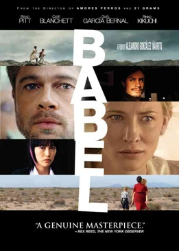 Babel - DVD cover