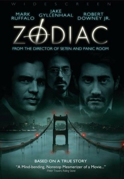 Zodiac - DVD cover