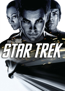Star Trek 11 - Blu-ray cover