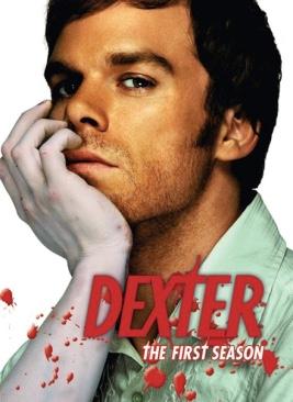 Dexter - DVD cover