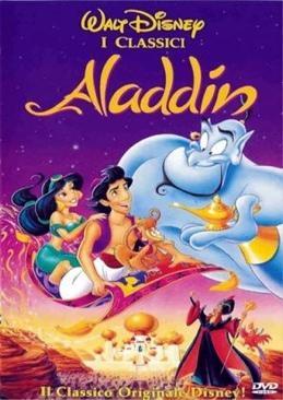 Aladdin - UMD cover