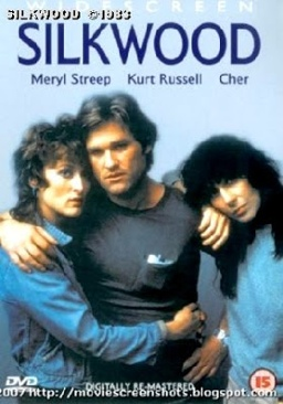 Silkwood - VHS cover
