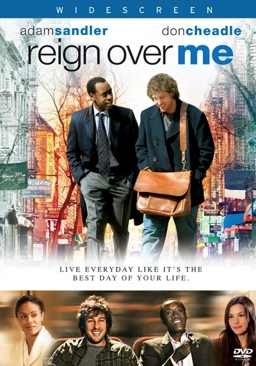 Reign Over Me - Video CD cover