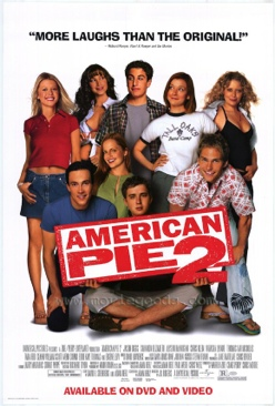 American Pie 2 - Laser Disc cover