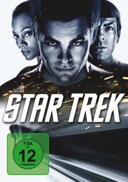 Star Trek - Laser Disc cover