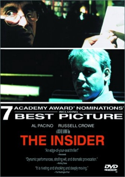The Insider - Digital Copy cover