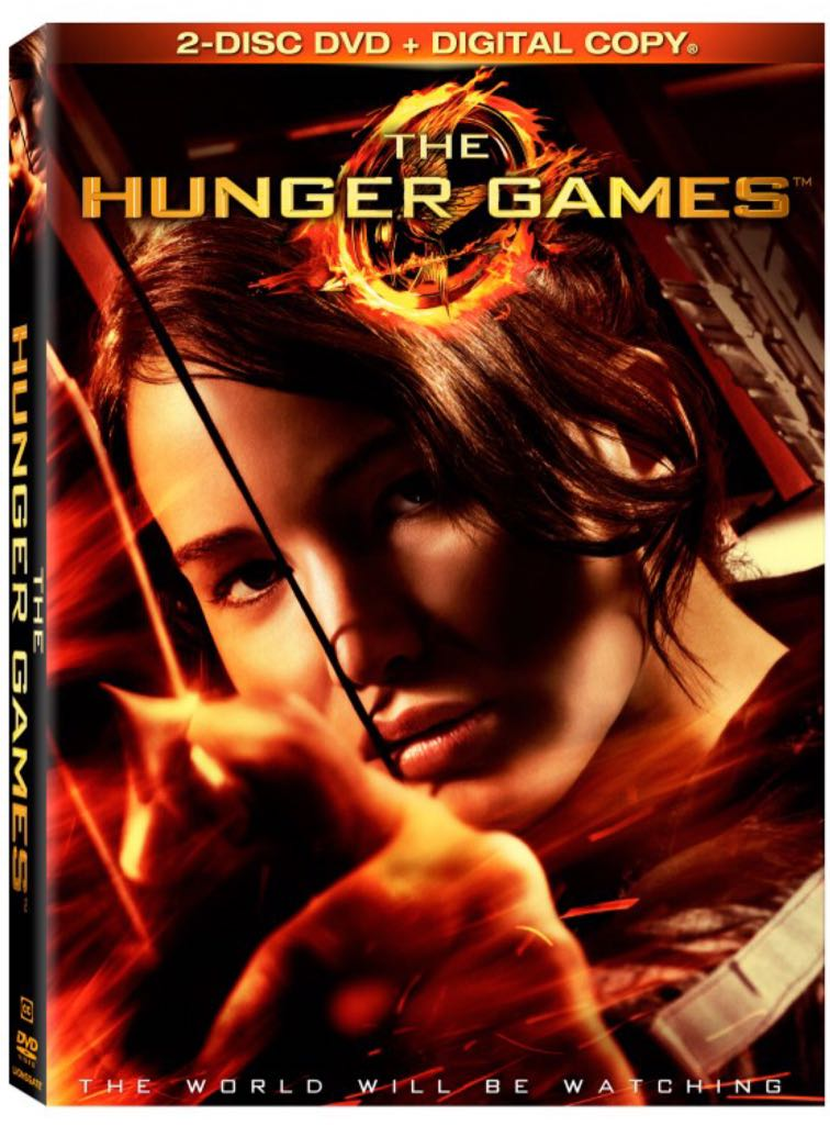 The Hunger Games 1-4 -  cover