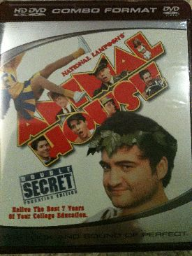 Animal House - HD DVD cover