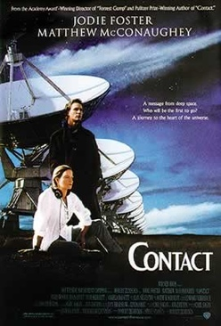 Contact - Video CD cover