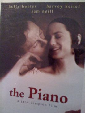 The Piano - DVD cover