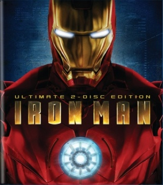 Iron Man - CED cover
