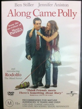 Along Came Polly - DVD-R cover