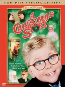 A Christmas Story - DVD cover