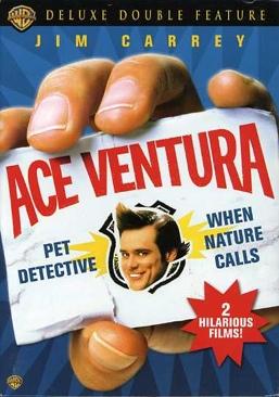 Ace Ventura Deluxe Double Feature - Digital Copy cover