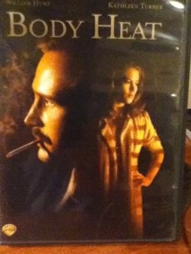 Body Heat - DVD cover
