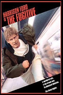 The Fugitive - Blu-ray cover