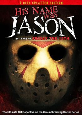 His Name Was Jason - DVD cover