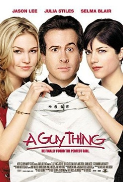 A Guy Thing - Video CD cover