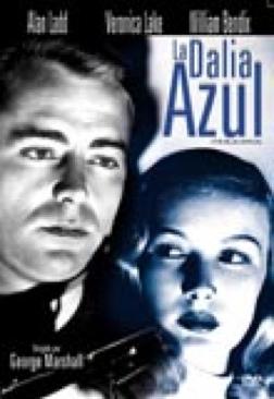 La Dalia Azul - DVD cover