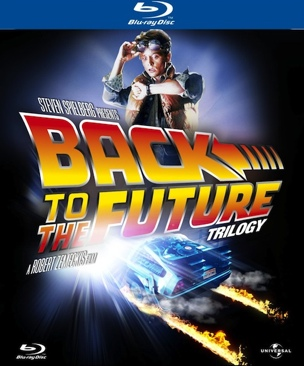 Back to the Future Trilogy - Digital Copy cover