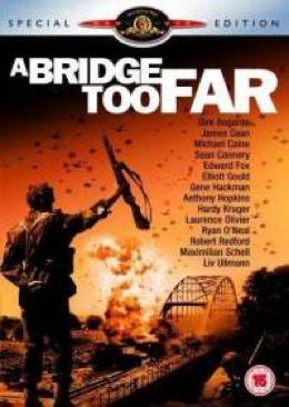 A Bridge Too Far - DVD cover
