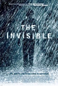 The Invisible - Video CD cover