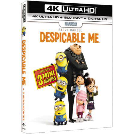 Despicable Me -  cover