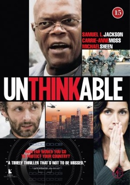 Unthinkable - Video CD cover