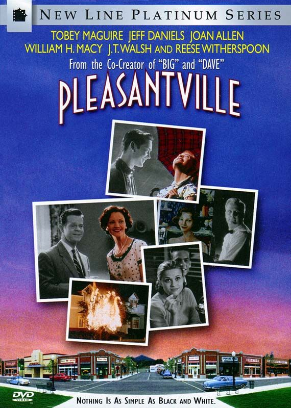 pleasant ville essay There are many similarities and differences between the book the giver and the movie pleasantville as to being similar, they deliver more or less the same message.